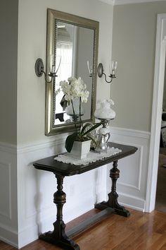 Foyer Re Do Colorswall Colorsroom Colorspaint Colorshouse Paintingeggshell Paintthankful Heartgratefulvalspar Paint