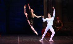 Balletto dell'Opera di Kiev - Il lago dei cigni (foto di Roberto Ricci)