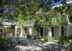 Fustic House, Barbados - designed by Oliver Messel who designed Princess Anne's property in Mustique
