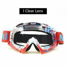 5058cbdf7e68 Motorcycle Motocross Goggles Anti-distortion DustProof Glasses Anti Wind Eyewear  MX Goggles ATV Off Road Dirt Bike for Helmet