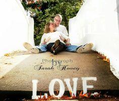 Fall maternity love