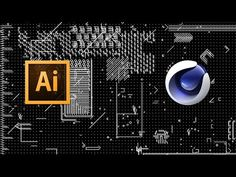 Cinema 4D R17 - 3D Ui Design (Speed Design) - YouTube