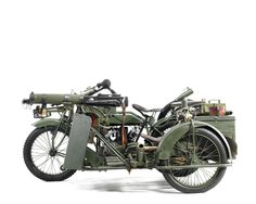 Military Motorcycle 1