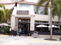 The Grill on the Alley at Aventura Mall