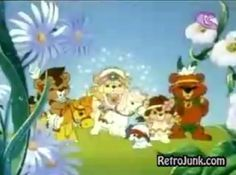 Paw Paw Bears-I watched them during the 90s ;) Loved them since!