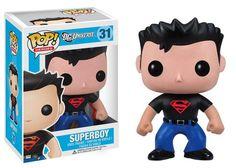 Funko POP! Heroes DC Universe #31 Superboy