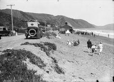 Paekakariki beach