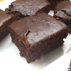 Joe Wicks #Leanin15 @thebodycoach Try these sexy chocolate orange protein brownies made with sweet potato