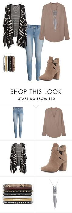 """Style #4"" by stella-de-luna-fashion ❤ liked on Polyvore featuring H&M, Theory, Ash, Yves Saint Laurent and Wet Seal"