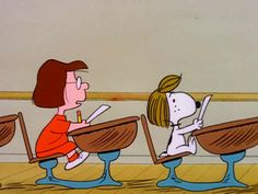 Season 1, Episode 4: Lucy vs. the World: Peppermint Patty tries to earn a gold star at school, so she has Snoopy pose as her. - The Charlie Brown And Snoopy Show!