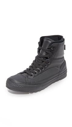 CONVERSE Chuck Taylor Waterproof All Star Tekoa Boots. #converse #shoes #boots