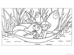 Free Coloring Pages, Sd, Fairy Tales, Creative, Free Colouring Pages, Fairytale, Fairies