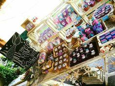 Mesa de dulces en Salón Casa Natalia