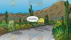 An Apartment Bathroom Background – Clipart Cartoons By VectorToons Cactus Backgrounds, Desert Road, Background Clipart, Shower Hose, Animation Background, Modern Exterior, Shrubs, Backdrops, The Outsiders
