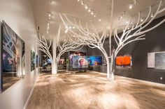 Andrei Duman Gallery by Relativity Architects, Woodland Hills – California » Retail Design Blog