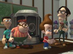 The Adventures of Jimmy Neutron: Boy Genius (2002)
