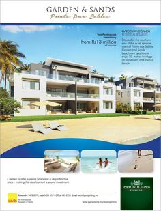 Pam Golding Properties: Garden & Sands - LAST 2 UNITS AVAILABLE. Info: 483 6555
