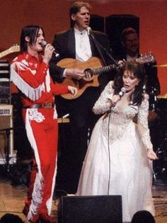 Jack White & Loretta Lynn by coolnana