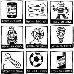 Hecho en China. #humor #risa #graciosas #chistosas #divertidas