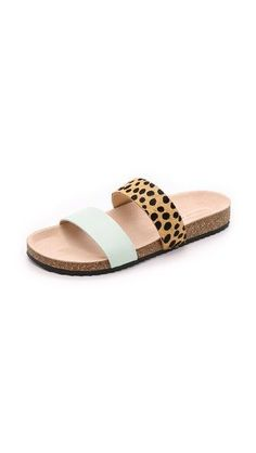 Sandals :    Loeffler Randall Paz Two Band Slides  - #Sandals https://talkfashion.net/shoes/sandals/sandals-loeffler-randall-paz-two-band-slides/