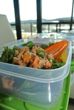 Quinoa Salad: Healthy Lunches