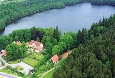 Poland, Kaszuby, Sulęczyno, Leśny Dwór