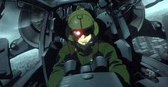 Images and art from Patlabor The Mobile Police