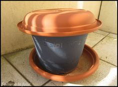 Make a composter - Wood Decora la Maison Hydroponic Gardening, Hydroponics, Organic Gardening, Container Gardening, Permaculture, Faire Son Compost, Compost Tumbler, How To Make Compost, Gardens