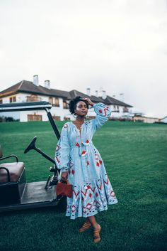 Kenya with the Fairmont Hotels Fairmont Hotel, Brown Girl, Summer Looks, Travel Style, Kenya, Style Icons, Spring Summer, Street Style, Summer Dresses