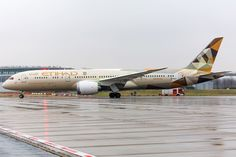 Time to take a look at the fleet of one of my favourite airlines: Etihad Airways.
