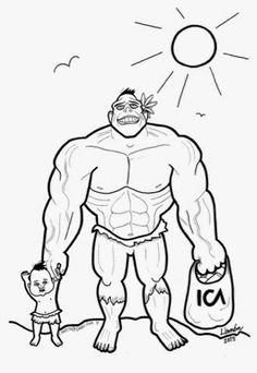 Mom's 'Super-Soft Heroes' Coloring Book Shows Little Boys That Emotion Doesn't Equal Weakness. By Linnéa Johansson. Coloring Book Pages, Coloring Sheets, Superman, Book Show, Coloring Pages For Kids, Cartoon Drawings, Little Boys, Superhero, Illustration