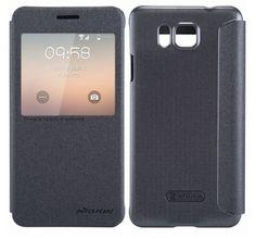 Nillkin S View Smart Case Preview - Μαύρο Sparkle (Samsung Galaxy Alpha G850F) - myThiki.gr - Θήκες Κινητών-Αξεσουάρ για Smartphones και Tablets - Χρώμα Μαύρο Sparkle Samsung Galaxy Alpha, Galaxies, Cases, Iphone, Black, Black People