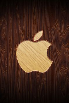 Wallpaper for iPhone Wooden Apple Sf Wallpaper, Ipad Mini Wallpaper, Apple Logo Wallpaper Iphone, Watch Wallpaper, Cellphone Wallpaper, Flower Wallpaper, Colorful Wallpaper, Sports Wallpapers, Iphone Wallpapers