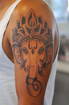 ganesh tattoo san diego
