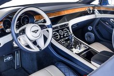 Bentley Gt, Classic Trader, Vans, Bentley Continental Gt, Car Interiors, Motor Car, Blessing, Cars And Motorcycles, Luxury Cars