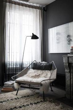15 Inspiring and Stylish Reading Corners - NordicDesign