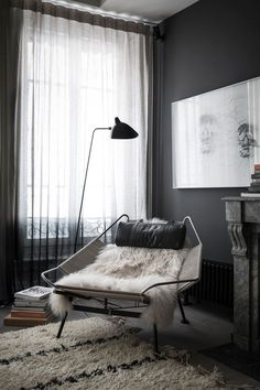 15 Inspiring and Stylish Reading Corners - NordicDesign