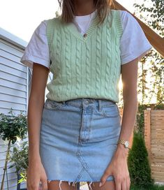 Adrette Outfits, Skater Girl Outfits, Indie Outfits, Cute Casual Outfits, Retro Outfits, Fall Outfits, Vintage Outfits, Summer Outfits, Girly Outfits