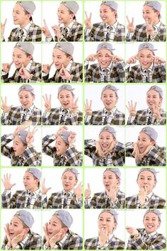 GD doing Gwiyomi on weekly idol <3 ( too cute :3 )