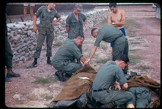 Last Rites 7th Surgical Hospital Cu Chi 1966 by Mary Lemie… | Flickr
