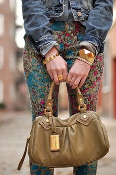 Muted Prints - Marc by Marc Jacobs Groovee bag