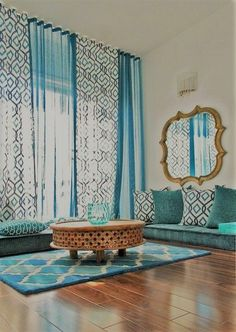 Moroccan Home Decor. Moroccan Decor- Moroccan Living Room seating on the floor calming colors Moroccan Home Decor- Vibrant colors and patterns. The lighting is amazing and is great on a dark decor. Moroccan Decor Living Room, Kid Room Decor, Decor, Moroccan Living Room, Living Room Designs, Floor Seating Living Room, Living Room Seating, Rooms Home Decor, Moroccan Home Decor