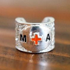 Stethoscope Charm for Medical Assistant MA by CharMED
