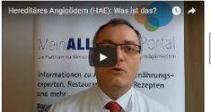Wie kommt es zum #hereditären #Angioödem? Wo können bei #HAE die typischen #Schwellungen auftreten und warum können sie gefährlich werden? Prof. Markus Magerl, #Charité erklärt das im Video!
