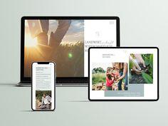 Unternehmensberatung   Branding   Webdesign © KATJA KOMMT - AGENTUR FÜR BESSERE KOMMUNIKATION Web Design, Polaroid Film, Communication, Things To Do, Design Web, Website Designs, Site Design