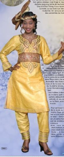Favorit Vêtements de la femme africaine vert avec un par NewAfricanDesigns  YC75