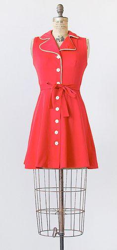 vintage 1960s mod dress | vintage 60s dress