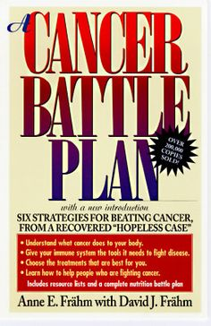 The only cure for Cancer is you!!!
