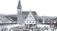 bardejov 1910 jpg 400×219 px Cathedral, Building, Travel, Viajes, Buildings, Cathedrals, Destinations, Traveling, Trips