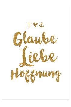 Eine einfach schöne Postkarte. Für dich oder zum Verschenken für andere.      Golddruck     Größe: 10,5 x 14,8 cm     300g Recyclingkarton